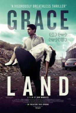 "UCLA Filipino film showing: ""GRACELAND"""