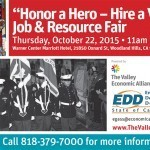 Largest veteran job fair in Los Angeles County in Woodland Hills Oct. 22