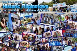 Historic Filipinotown Festival 2013 was a reflection of Filipino spirit and camaraderie