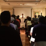 Fil-Ams in DC join prayers for Haiyan victims