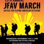 JFAV to lead Fil-Am vets rally Nov. 11