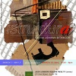 """ISTRUKTURA 2″ 3rd Solo Show"