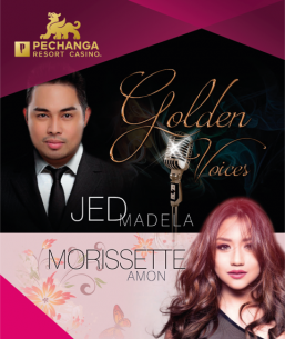 Jed & Morissette - The Golden Voices 2017