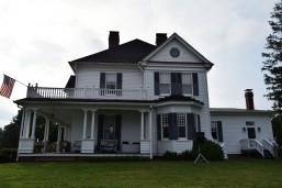 Jones house: The William A. Jones Home in Warsaw, Virginia (PHOTO: US-Philippines Society)