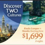 Kuala Lumpur & Manila 6 nights + air via Philippine Airlines From $1,699