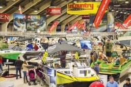 The 62 nd Annual Los Angeles Boat Show® Docks at the Pomona Fairplex January 18-21, 2018