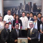 L.A. City Council proclaims October 2015 as Filipino-American History/Heritage Month
