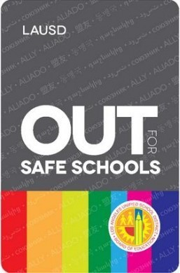 "L.A. Gay & Lesbian Center Applauds Thousands of  L.A. Unified School District Staff for ""Coming Out"" Day"