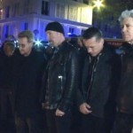 U2′s Bono writes Paris attacks song ahead of French gigs