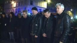 U2′s Bono writes Paris attacks song ahead of French gigs