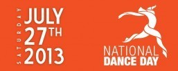 GRAND PARK TO HOST WEST COAST'S FLAGSHIP NATIONAL DANCE DAY CELEBRATION
