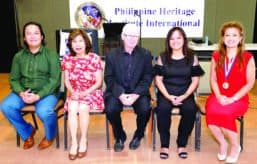 The Legacy of Naomi Palma-Armada Lives On! Philippine Heritage Institute International to celebrate 30th Anniversary