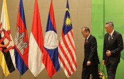 ASEAN seeks peaceful solution