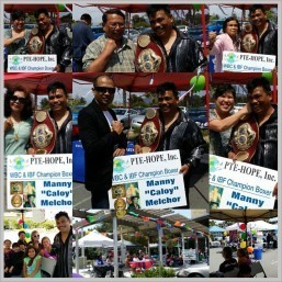 4TH Annual PTE-Hope, Inc. Multicultural Festival