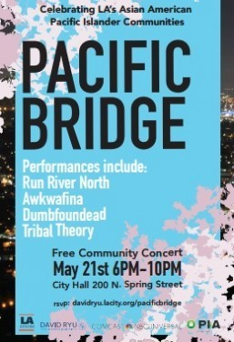City of LA announces  entertainment lineup for 'Pacific Bridge' concert