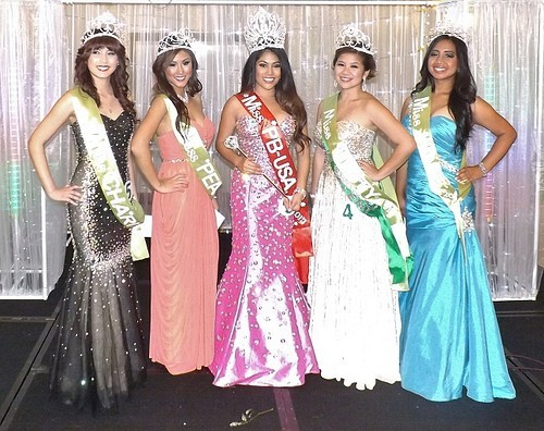 Miss Mangatarem S Alyssaveloria Soto Was Crowned As Miss