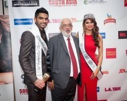 Rajan Sra_Mr India North America 2014 Rahul Rawail Seepaj Dhaliwal Miss India North America 2014 (Photo by Teofie S. Decierdo at VTM Photography)