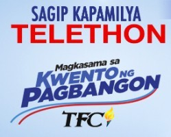ABS-CBN FOUNDATION INTERNATIONAL SAGIP KAPAMILYA – For U.S. & Canada -Telethon EXTENDED!