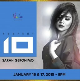 Pechanga Resort & Casino's New Year Gift: Filipina Pop Star Princess Sarah Geronimo Live in Concert on Jan. 16 & 17