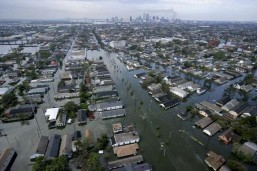 Storm surges amped by rain increase US flood risk: study