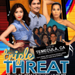 Ang Triple Threat 2013 US Tour ay darating sa Pechanga Resort & Casino
