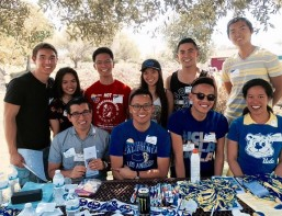 UCLA Pilipino Alumni welcomes new students