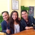 Pilipino professionals give advice to UCLA-bound students