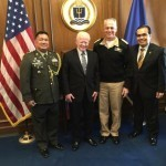 'Partnership of Equals' highlighted at PHL envoy's US Naval War College lecture