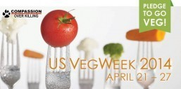 US VegWeek kicks off April 21