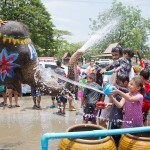 "Thai New Year ""Songkran"" Festival"