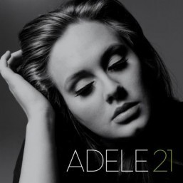 "Adele ""21"" album cover ©All Rights Reserved"