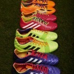 Adidas launches samba-inspired football boot collection