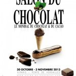 Food agenda: Salon du Chocolat