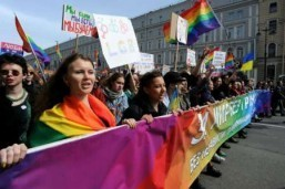 US gay marriage ruling unleashes debate in Russia