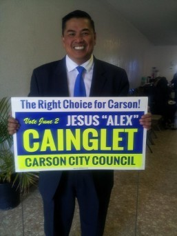 Carson Fil-Am leader just can't win a council seat