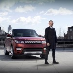 Daniel Craig stars as Land Rover officially launches its new SUV