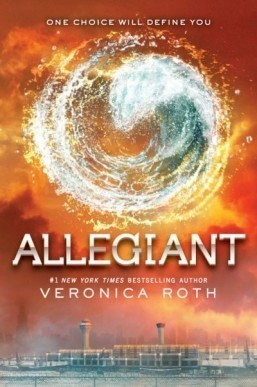 """Allegiant"" by Veronica Roth ©All rights rteserved - HarperCollins"