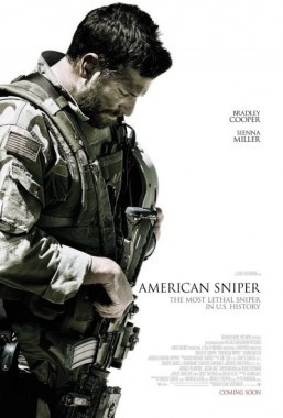 'American Sniper' again dominates global box office