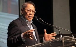 Ex-Senate Pres. Edgardo Angara dies at 83