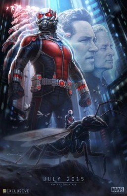 'Ant-Man,' a super-hero who doesn't take himself seriously