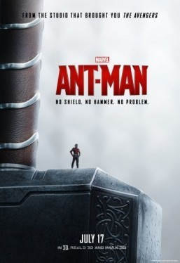"""Ant-man"" tops North American box office"