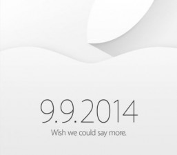 Wish we could say more event invite ©Apple Inc