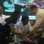 Aquino emphasizes gov't role in preventive medicine