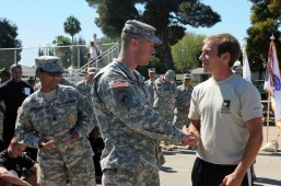 The U.S. Army seeks to hire the best and the brightest to grow the L.A. Battalion, he is intentionally making an effort to reach out to Filipinos based on his favorable experiences concerning the work ethic of Filipino-Americans.