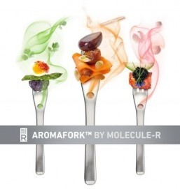 Aromafork ©Business Wire/Molecule-R
