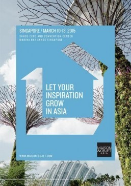 Singapore heats up for second Maison&Objet Asia