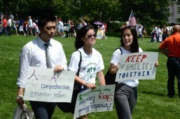 Asian group calls for immigration relief for all undocumented