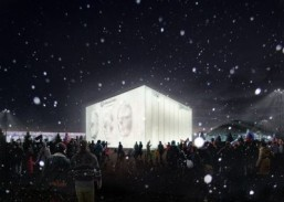 Asif Khan MegaFon pavilion for Sochi 2014 ©Asif Khan all rights reserved