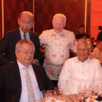 Asia CEO forum recognizes Cuisia with lifetime contributor award