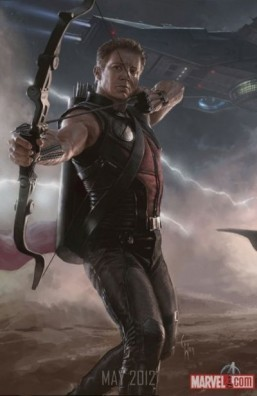 Hawkeye could make an appearance in 'Captain America 3'
